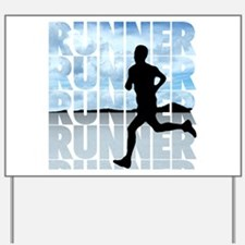runner.png Yard Sign