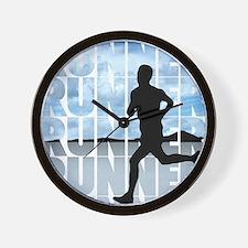 runner.png Wall Clock