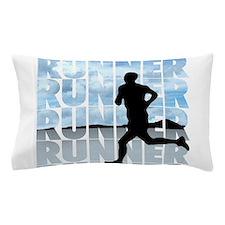 runner.png Pillow Case