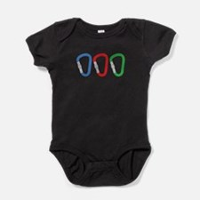 Unique Rock climbing Baby Bodysuit