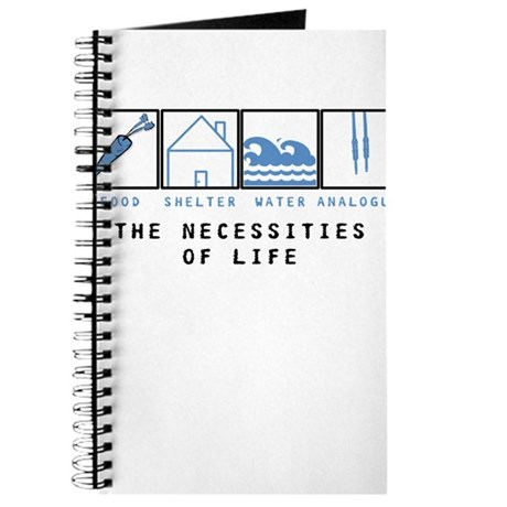 Four Necessities Journal