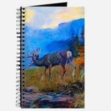 Deer Grazing Journal
