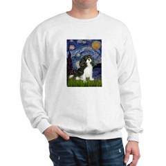 Starry Night / Cavalier Sweatshirt
