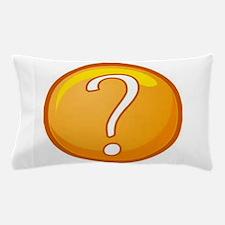 Question Mark Pillow Case
