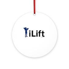 iLift Ornament (Round)