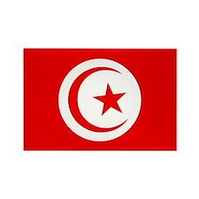 Tunisia Rectangle Magnet