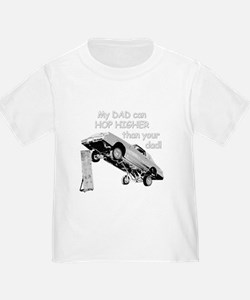 hoppermydad copy T-Shirt
