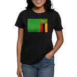 Zambia Women's Dark T-Shirt
