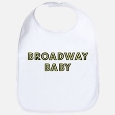 Broadway Baby Bib