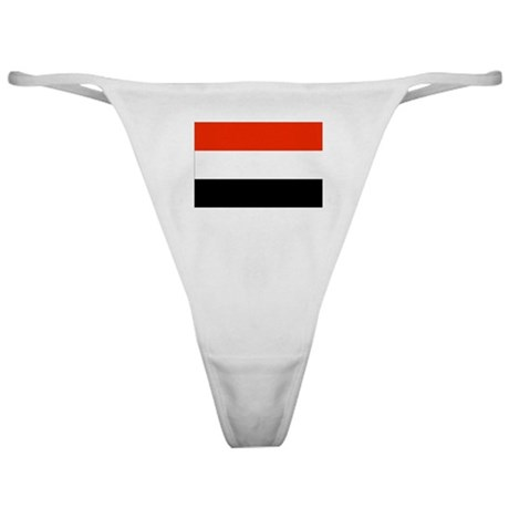 Yemen Classic Thong