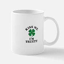 Kiss me I'm TRUETT Mugs