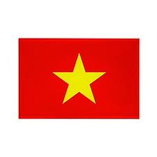 Viet Nam Rectangle Magnet