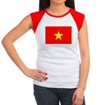 Viet Nam Women's Cap Sleeve T-Shirt