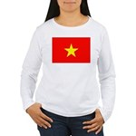 Viet Nam Women's Long Sleeve T-Shirt
