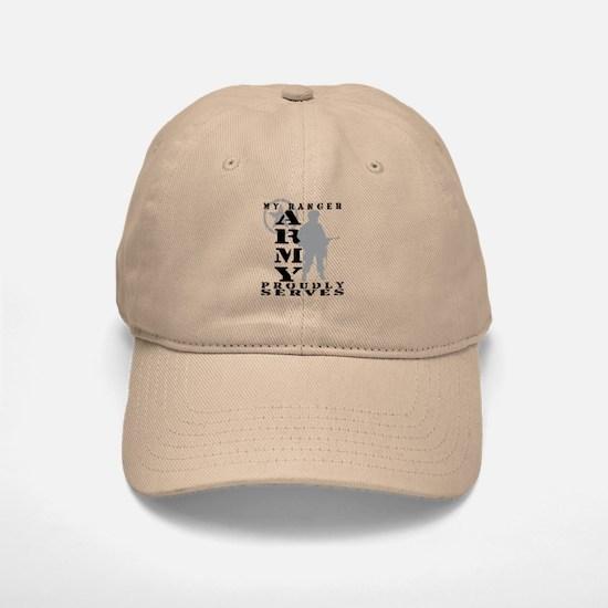 Ranger Proudly Serves - ARMY Baseball Baseball Cap