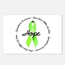 Hope Ribbon Postcards (Package of 8)