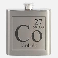 Cobalt Flask