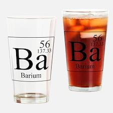 Barium Drinking Glass