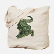 Cute Crocodile Tote Bag