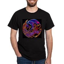Jewel-tone Dragon T-Shirt