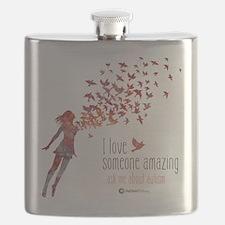 Love Amazing (F) Flask
