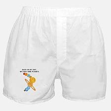 We Had Nine Planets Boxer Shorts