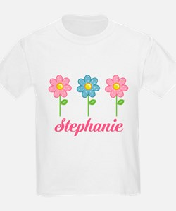 Polka Dot Daisies Mothers Day T-Shirt