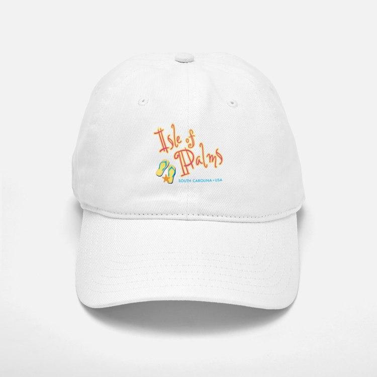 Isle of Palms - Baseball Baseball Cap