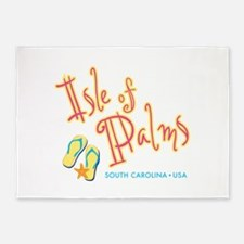 Isle of Palms - 5'x7'Area Rug