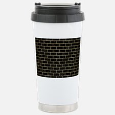 BRICK1 BLACK MARB Travel Mug