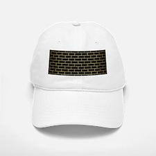 BRK1 BK MARBLE GOLD Cap