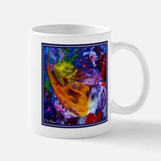 Baran Abstract Mugs