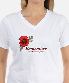 Remember Poppy Shirt