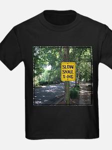 SLOW Snail X-ing T-Shirt