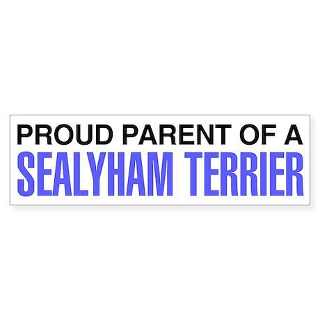 Proud Parent of a Sealyham Terrier Sticker