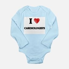 I love Cardiologists Body Suit
