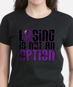 Losing Is Not An Option Anorexia T-Shirt