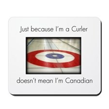 Just Because - Mousepad
