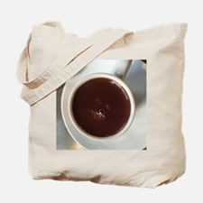 Cute Coco cafe Tote Bag