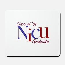 NICU Graduate 08 Boys Mousepad