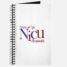 NICU Graduate 08 Boys Journal