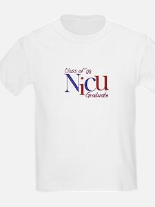 NICU Graduate 08 Boys T-Shirt
