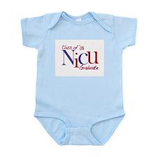 NICU Graduate 08 Boys Infant Bodysuit