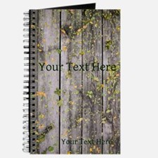 Personalized - Autumn Deck* Journal