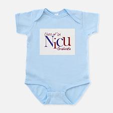 NICU Graduate 04 Boys Infant Bodysuit