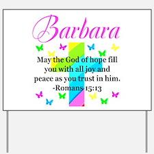 HEBREWS 15:13 Yard Sign