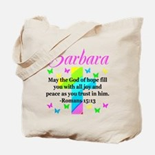 HEBREWS 15:13 Tote Bag