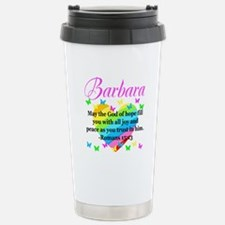 HEBREWS 15:13 Stainless Steel Travel Mug