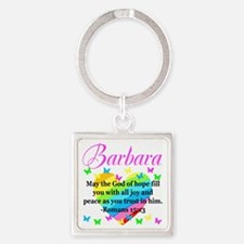 HEBREWS 15:13 Square Keychain