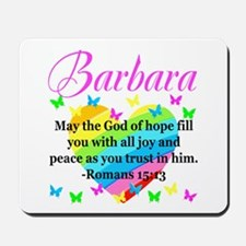 HEBREWS 15:13 Mousepad